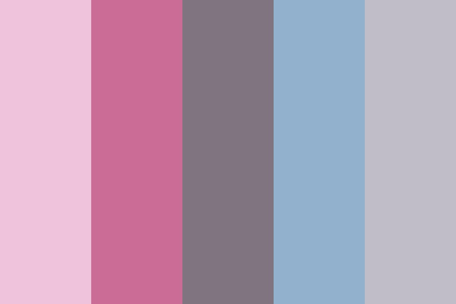 Ice Cream Scoop Cl Color Palette
