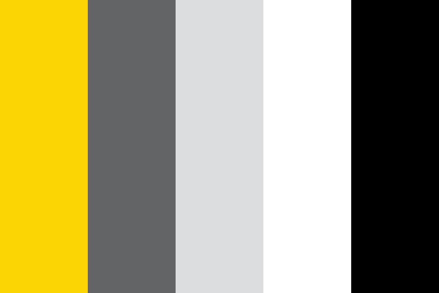 Icomm Yellow Color Palette