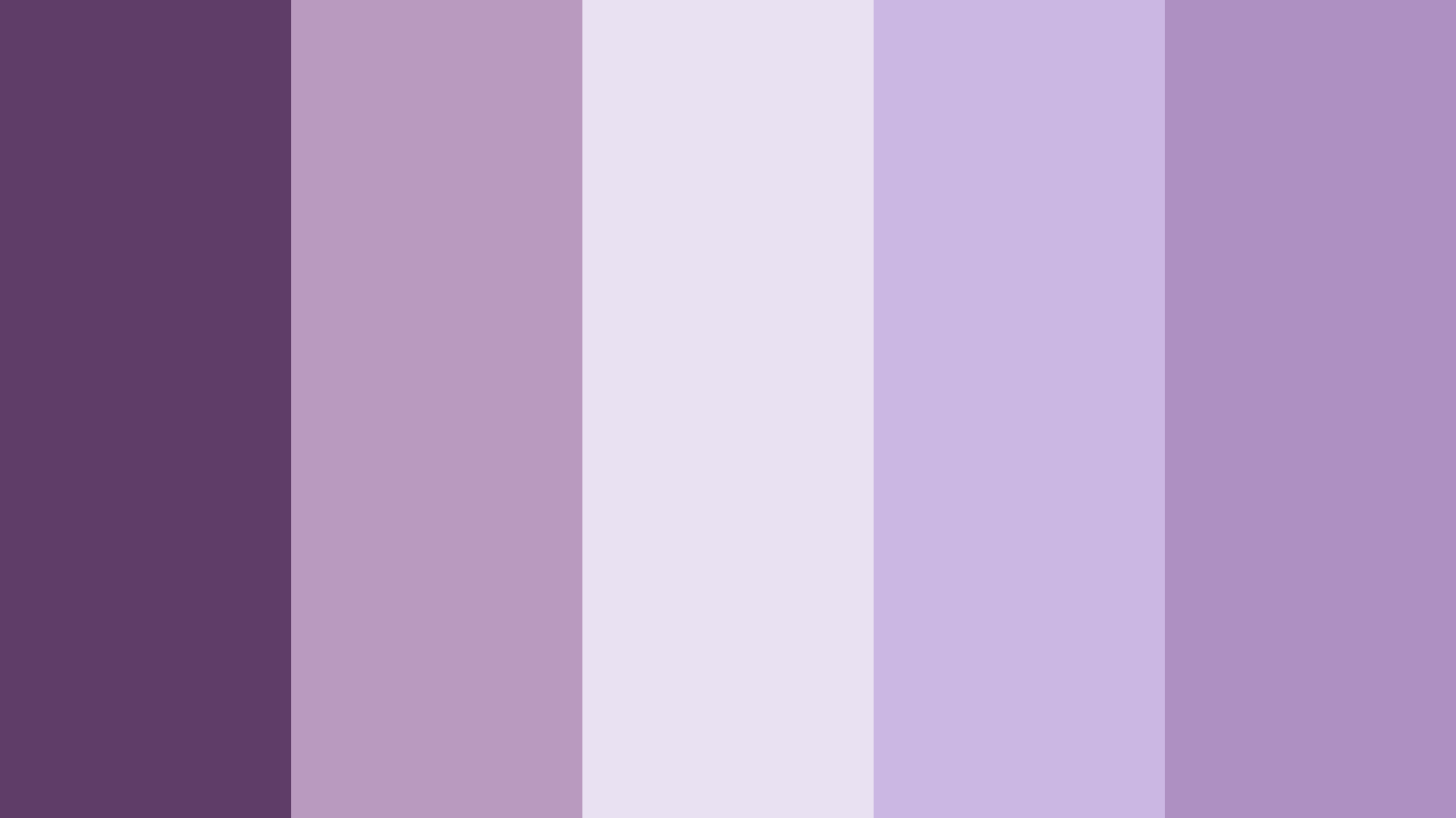 Icy Purple Color Palette