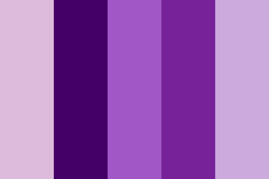 If You See Purple Youre Colorblind Color Palette