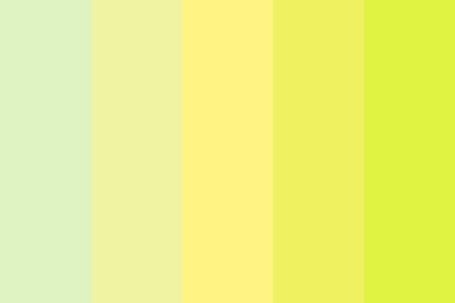Ikea Green Color Palette