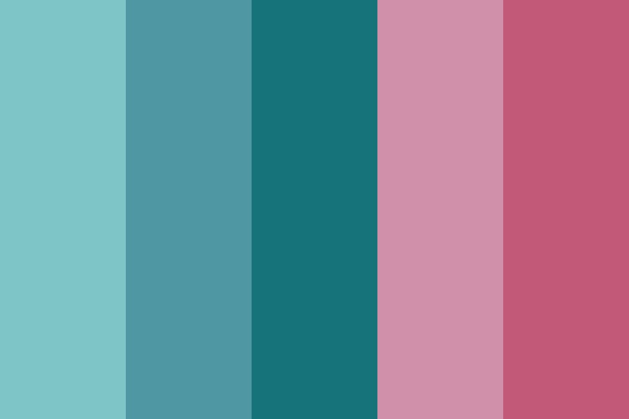 Impish But Tired Color Palette