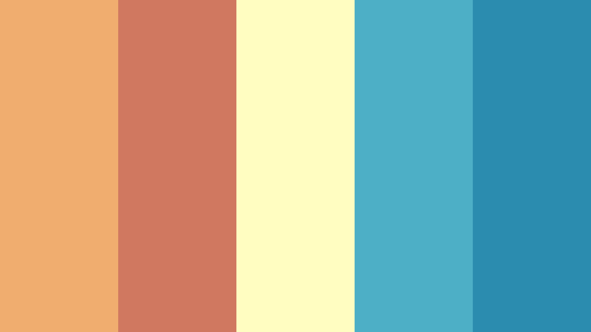 Indian Territory Color Palette