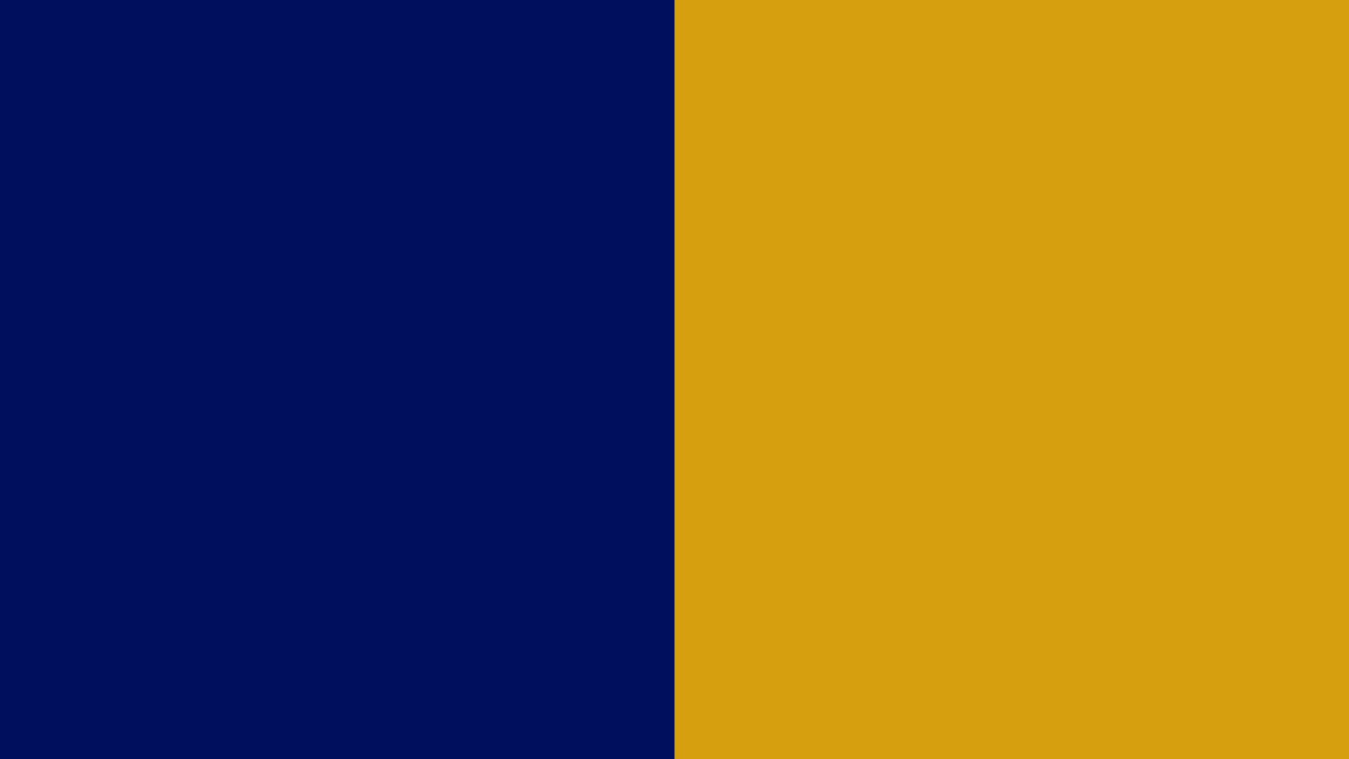 Indiana State (USA) Flag Colors Color Palette