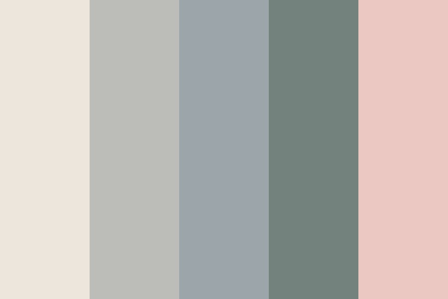 Inspired By Ians Scream Queens Room Hay Girl Color Palette