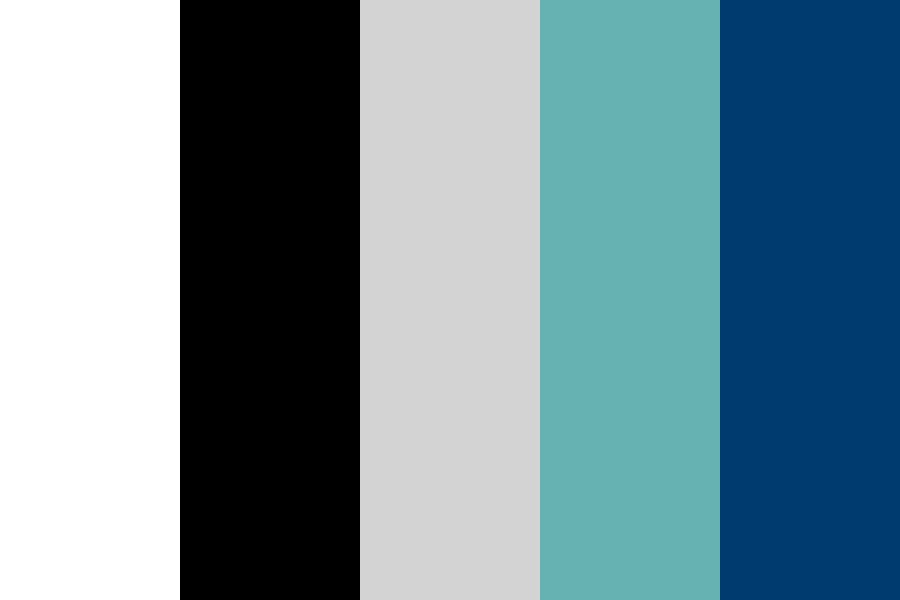 Inspired By The Sea Color Palette