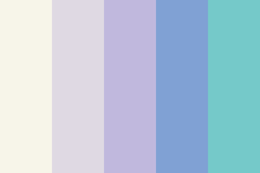Instagram Pastels Color Palette