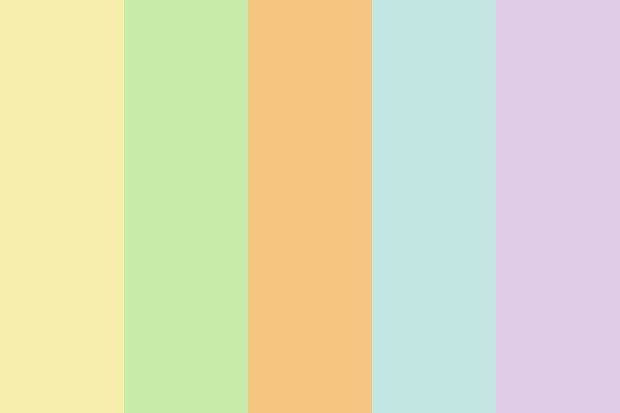 Is It Spring Color Palette