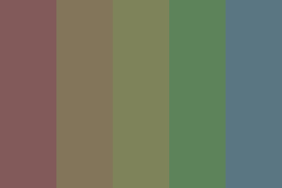 Is This A Colorblind Rainbow  Color Palette