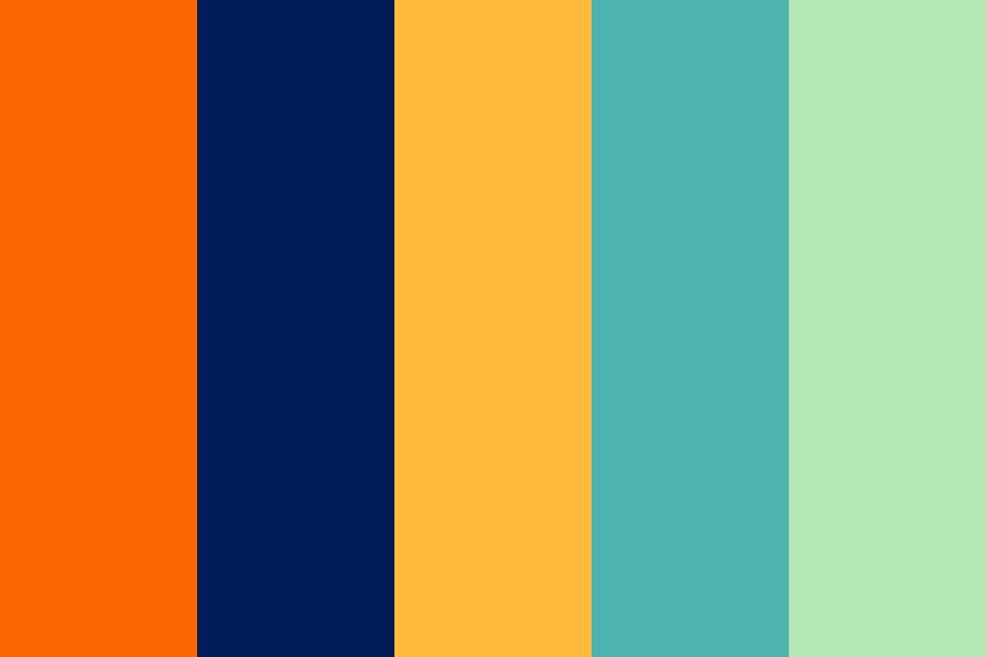 Is This Retro Color Palette