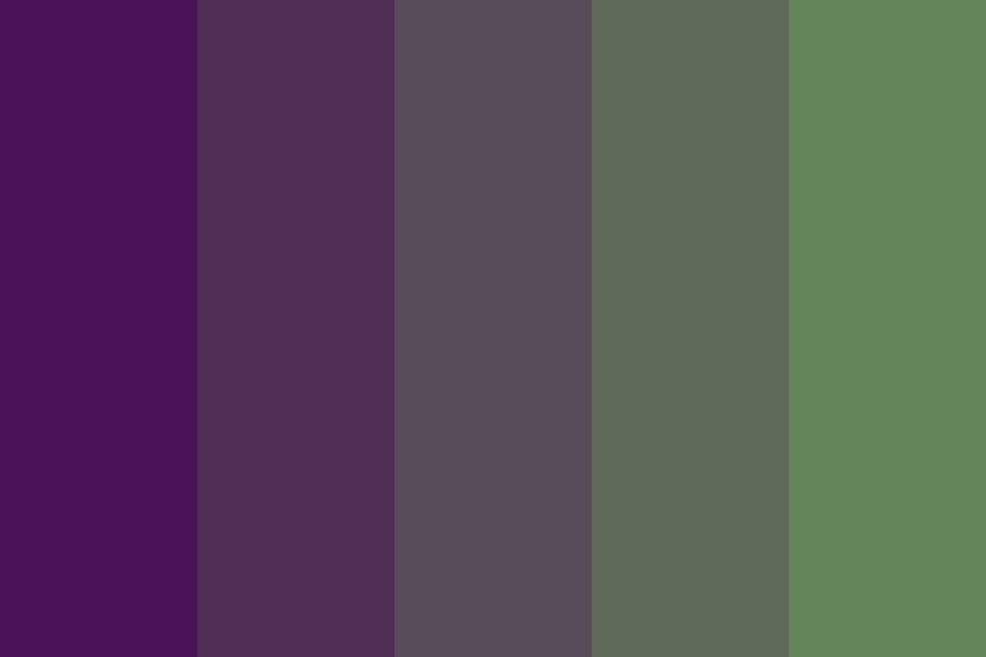 Its Almost Halloween Color Palette