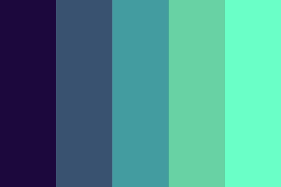 Its Getting Dark Out Color Palette