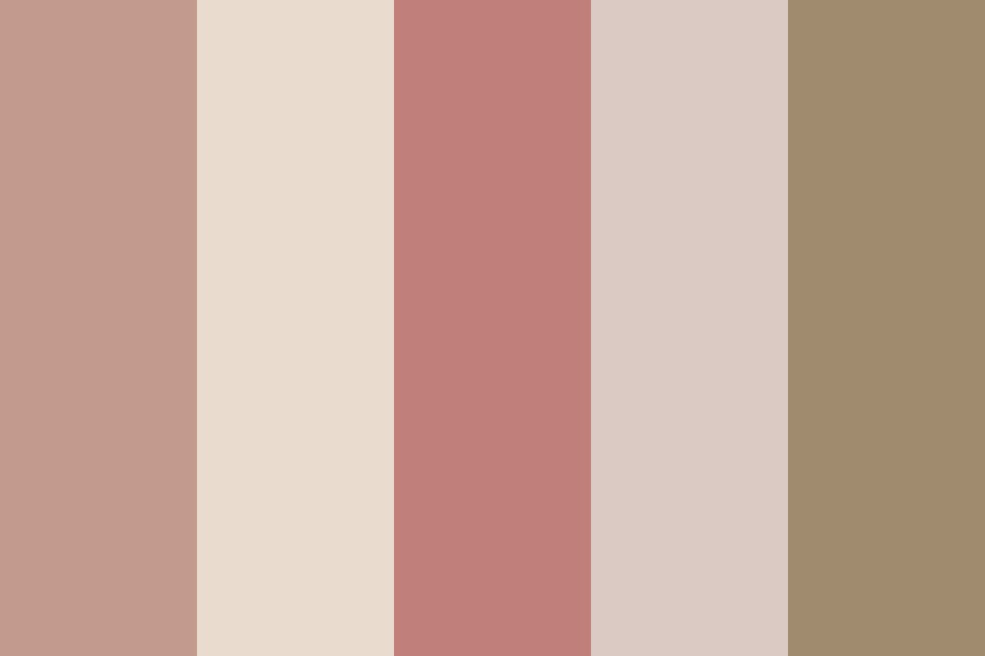 Its Just Natural Baby Color Palette
