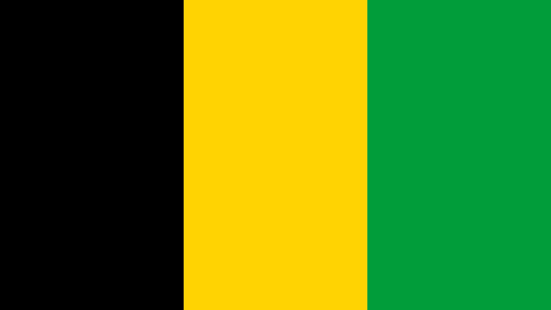Jamaica Flag Colors