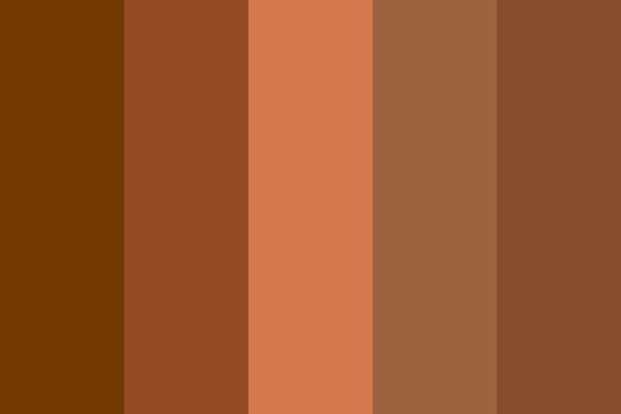 Jocelyn Skin Color Palette