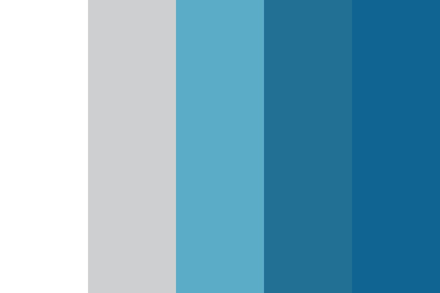 Kalos Blues Color Palette