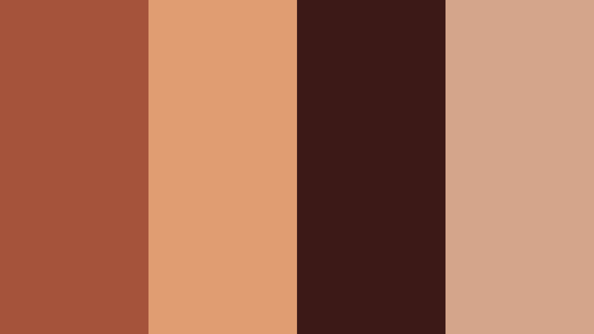Kanga   Winnie The Pooh Character Color Palette