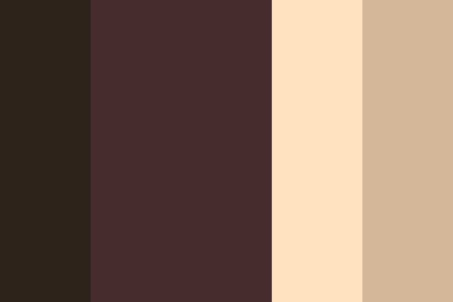 Late Covered Heart Color Palette