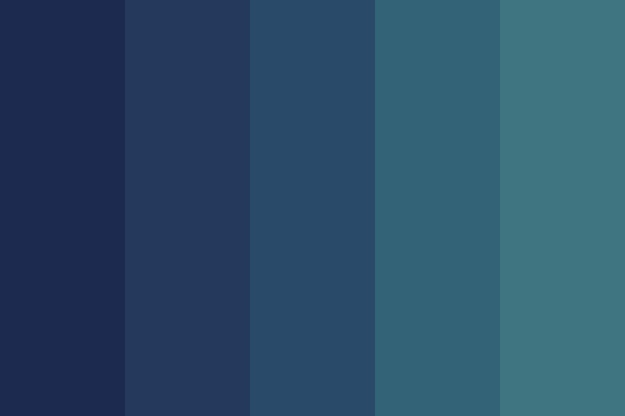 Late Night Color Palette