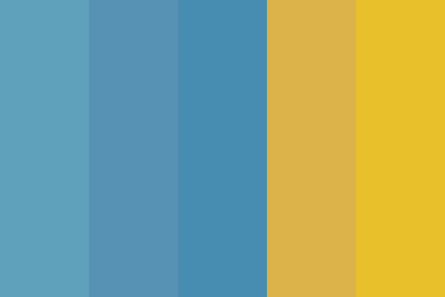Late Night Observer Color Palette