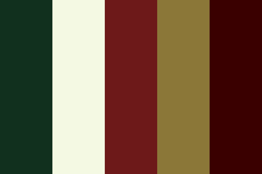 Leaf Logo Color Palette