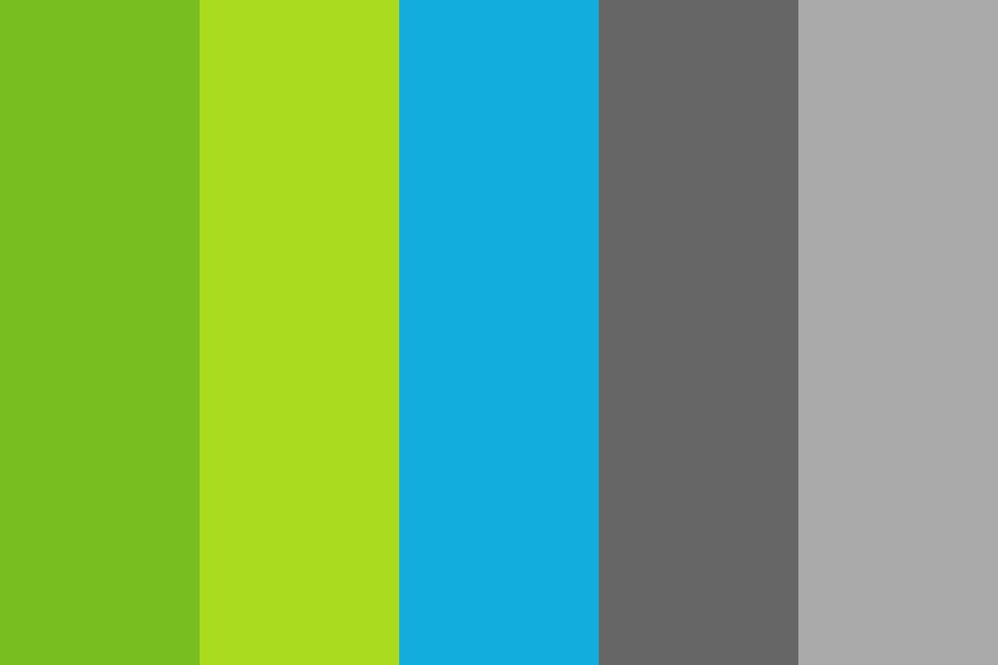 Leapspring Color Palette