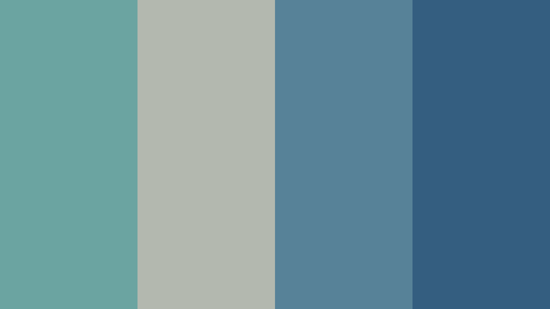 Lifetime Alone Color Palette