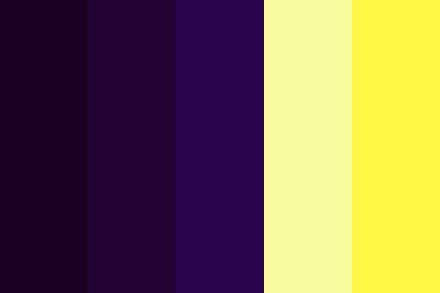 Light In The Darkness Color Palette