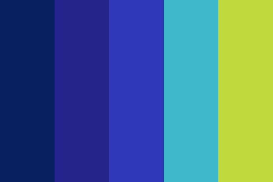 Light The Sky Color Palette