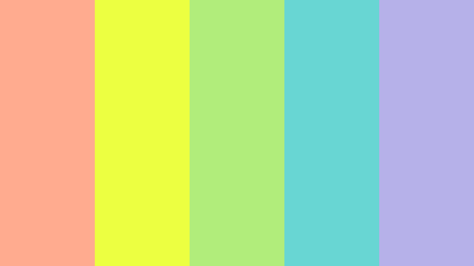 Lighters Color Palette