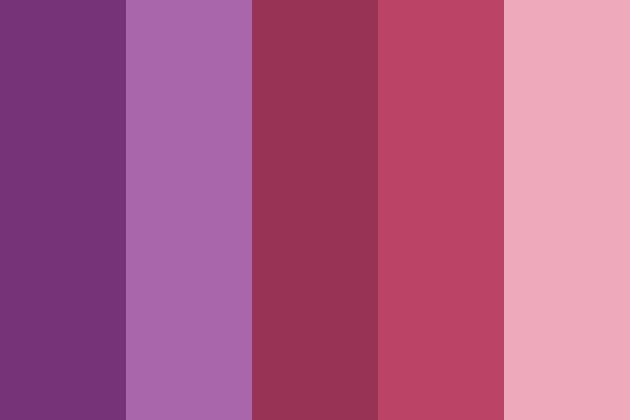 Lipstick Kiss Dull Color Palette