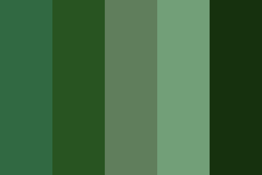 Ll Tree Ll Color Palette