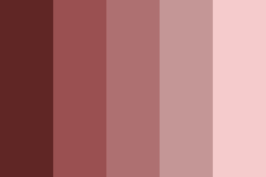 Lost In Darkness Color Palette