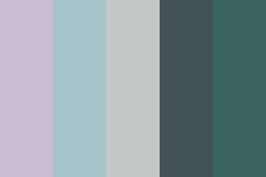 Lovely Cool Palette Traemoor Color Palette