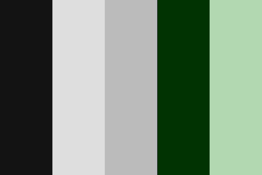 Maddoxstonforest Color Palette