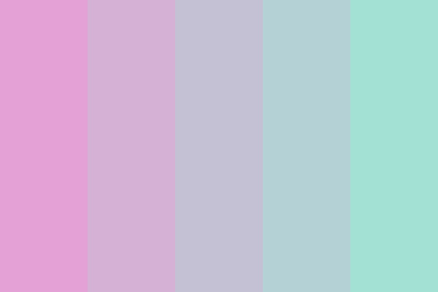 Made My Night Color Palette