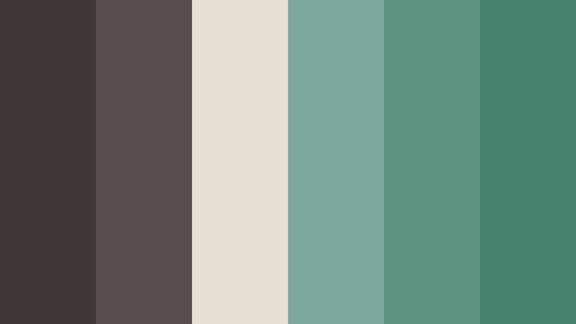 Made Up Thoughts Color Palette
