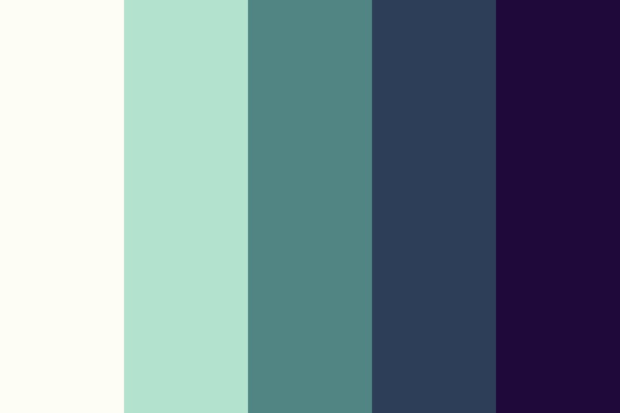 Making The Most Of The Night Color Palette