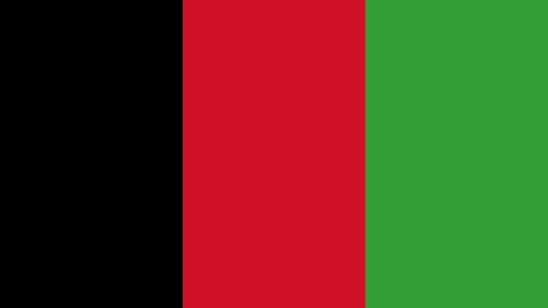 Malawi Flag Colors