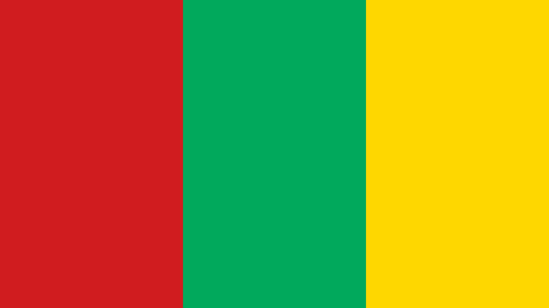 Mauritania Flag Color Palette