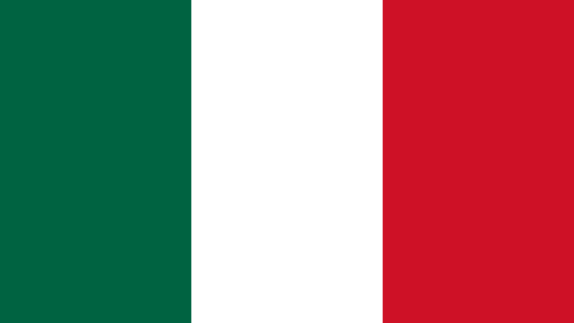 Mexico Flag Color Palette
