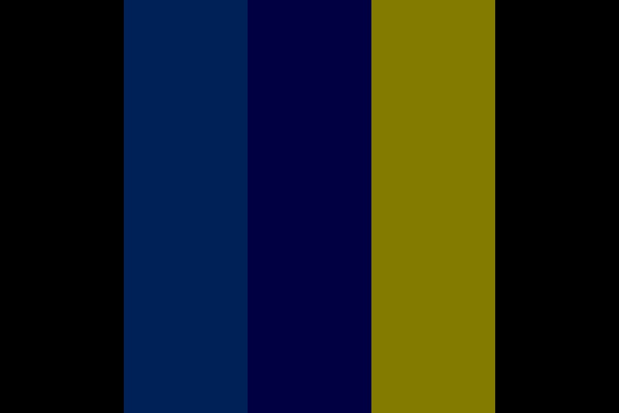 Midnight Chord Color Palette