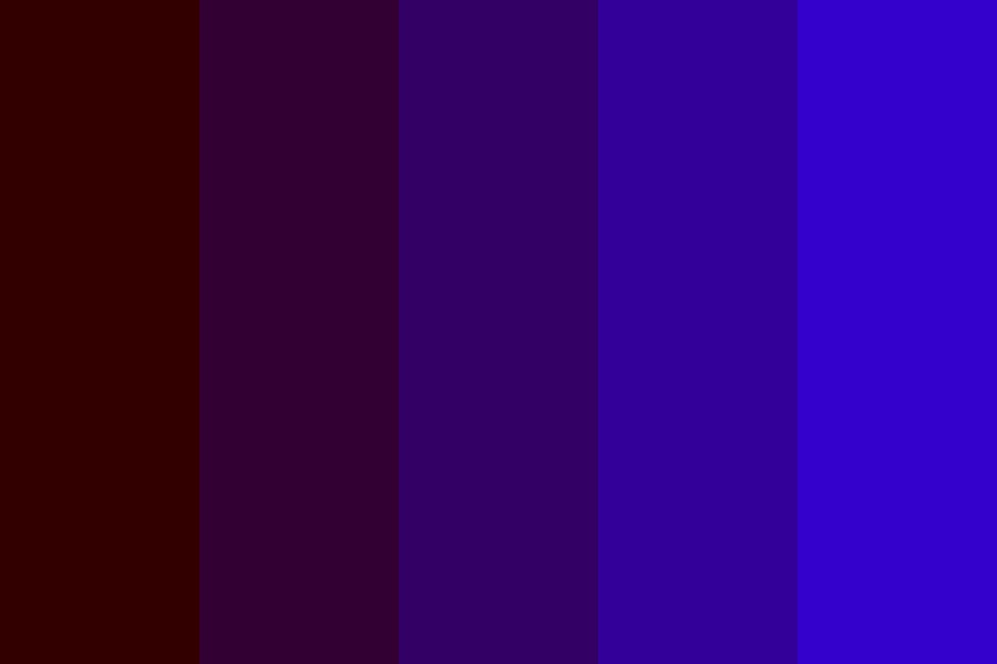 Midnight Cruise Color Palette
