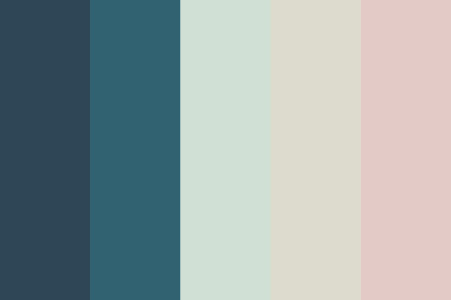 Midnight Date Color Palette