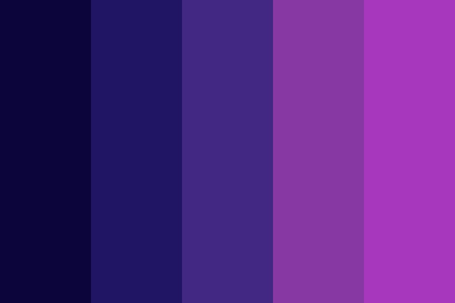 Midnight Snack Color Palette