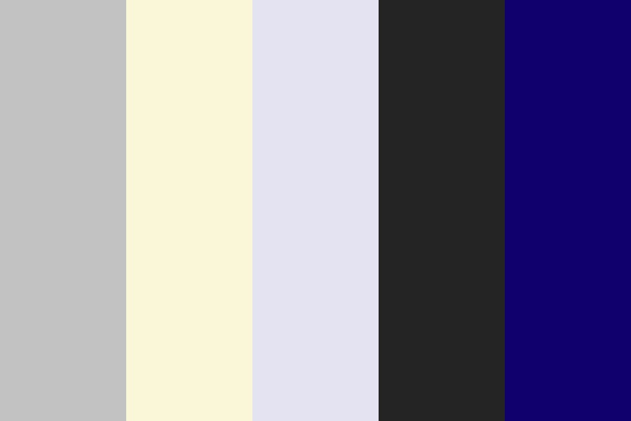 Midnight Treat Color Palette