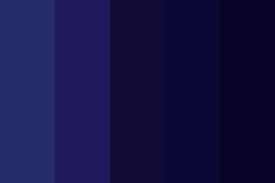 Midnightmoon Color Palette