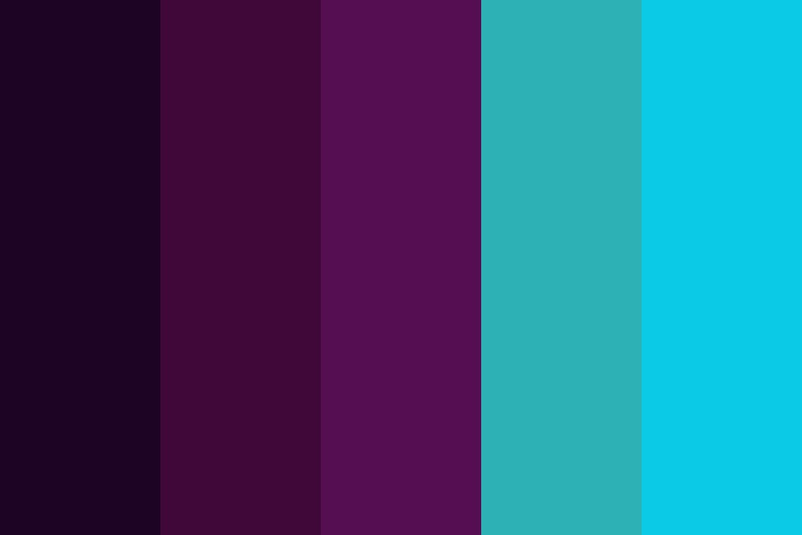 Midnights Color Palette