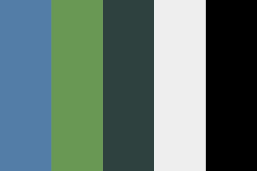 Midsummer Color Palette
