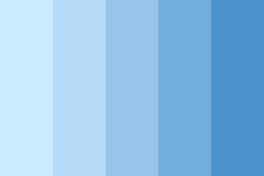 Mirror Sky Color Palette